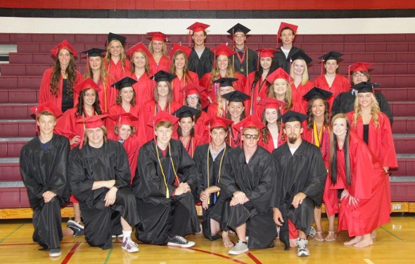 Mt. Baker High School graduates